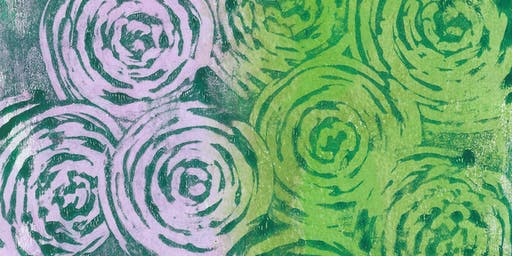 Gelli Printing Introduction With Janina Maher SUNDAY 23rd June