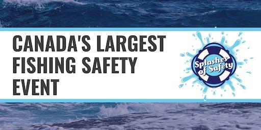 Splashes of Safety 2019
