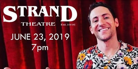 Samuel J Comroe Live at The Strand Theater tickets