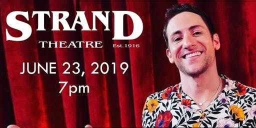 Samuel J Comroe Live at The Strand Theater