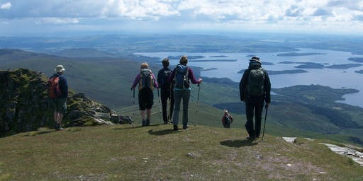 Mentors for Walk Leadership (Glasgow)