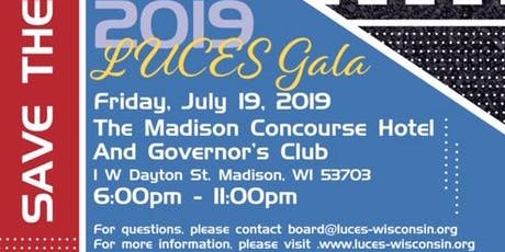2019 LUCES Annual Scholarship Gala tickets