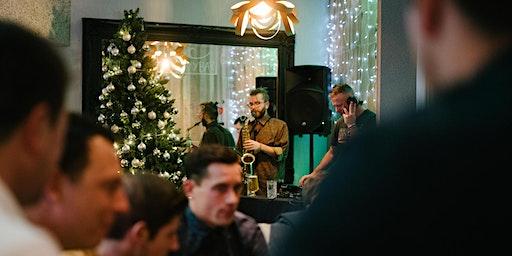 DJ and Sax Festive Party Night - Saturday 21st December 2019