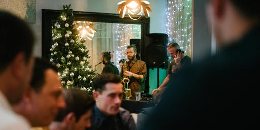 DJ and Sax Festive Party Night - Friday 20th December 2019