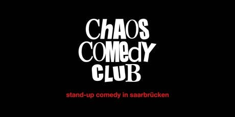 Chaos Comedy Club  - Saarbrücken Vol. 2 Tickets