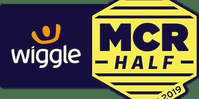 Wiggle MCR Half Marathon 2019 - NDCS Charity Entry