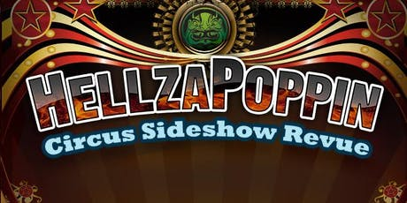 Hellzapoppin Freak Show at Cavalier Theater tickets