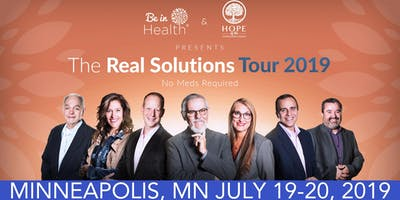 Real Solutions Tour- July 2019-Minneapolis, MN