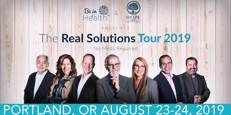 Real Solutions Tour- August 2019-Portland, OR tickets
