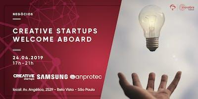 Creative+Startups+Welcome+Aboard