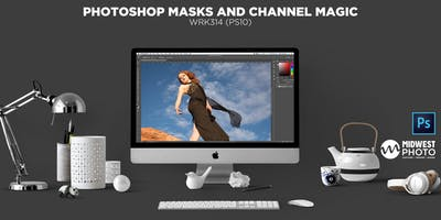 Photoshop Masks And Channel Magic-WRK314 (PS10)