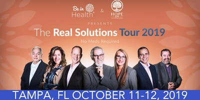 Real Solutions Tour- October 2019- Tampa, FL