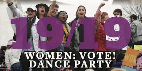 19/19 Women Vote! tickets