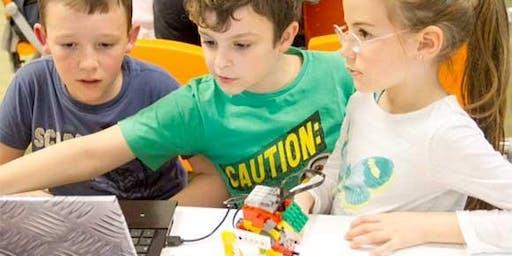 HelloRobot summer camp |7-11 anni| Lo zoo dei robot!