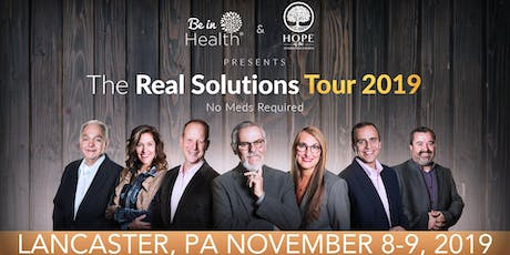 Real Solutions Tour- November 2019- Lancaster, PA tickets