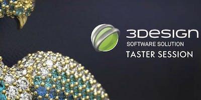 3Design CAD for Jewellery Taster Workshop
