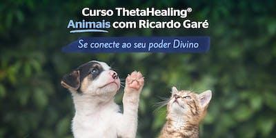 Inscrição Formação Oficial ThetaHealing Animal - Goiânia - 29 e 30 de junho