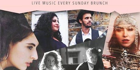 Sunday Brunch Live Music tickets