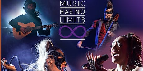 MUSIC HAS NO LIMITS en Vigo entradas