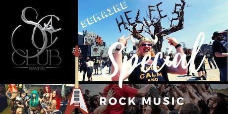 Semaine spéciale Rock billets