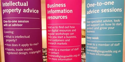 Business & Intellectual Property Centre Glasgow - Offical Launch