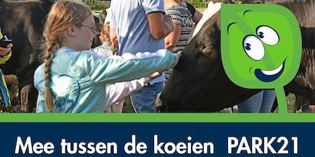 Mee tussen de koeien tickets
