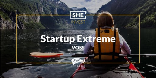 Startup Extreme + SHE Invest