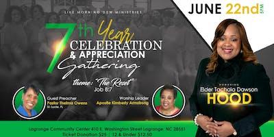 LMD 7th Year Celebration and Appreciation Gathering