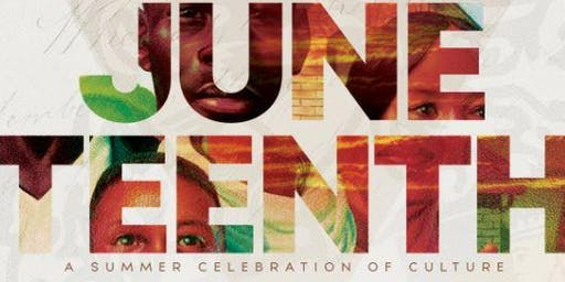 Juneteenth Celebration, Presented by Alpha Phi Alpha Fraternity Inc., Mu Lambda Chapter
