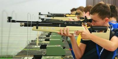 Junior Air Rifle/Pistol/Archery Course Ham, Richmond, Surrey 29 Jul-2 Aug