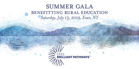 CFES Brilliant Pathways Summer Gala to Benefit Rural Students tickets