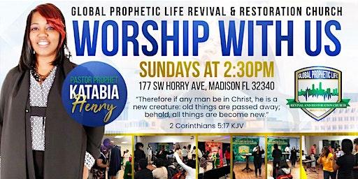 Global Prophetic Life Revival & Restoration Church