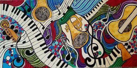 Fall into the Music:  Featuring Shekhinah B. & Sistahs Attune tickets