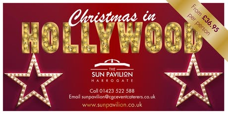 Christmas in Hollywood Party Night tickets