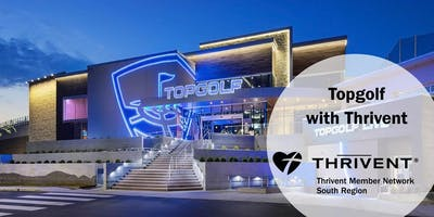 Topgolf with Thrivent