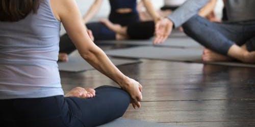 Yoga am Samstag