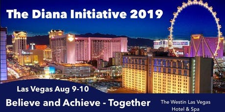 The Diana Initiative 2019 (Aug 9 - 10th)  tickets