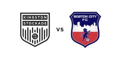 Stockade FC vs. Boston City FC