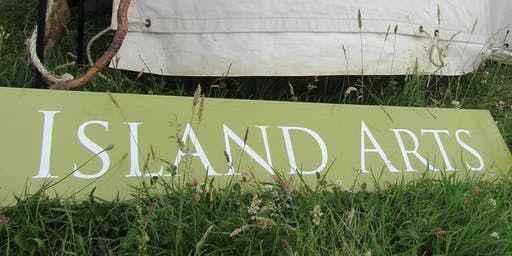 Preview Evening at the Island Arts Marquee Royal Isle of wight County Show