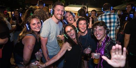 Beer Garden Silent Disco Party tickets