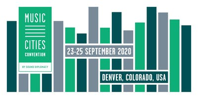 Music Cities Convention - Denver 2020