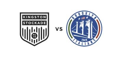 Stockade FC vs. Brooklyn Italians