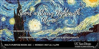 Spend A Starry Night with Alumni