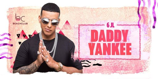 Party Bus To Daddy Yankee-Beach Club
