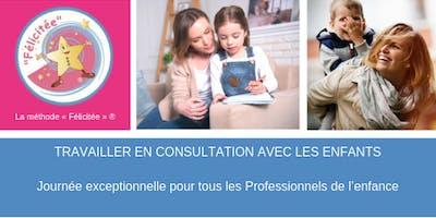 Travailler en consultation avec les enfants