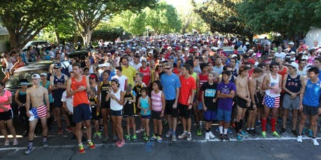 July 4th 5 Mile Run/Walk tickets