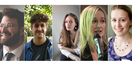 Carcanet New Poetries VII: The Reunion with Zohar Atkins, Rowland Bagnall, Isabel Galleymore, Lisa Kelly and Phoebe Power tickets