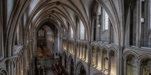 An Archaeological Tour of Southwark Cathedral with Jackie Hall