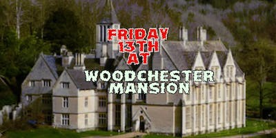 Friday 13th at Woodchester Mansion- Our Christmas event