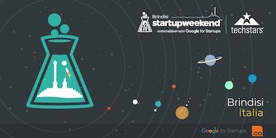 Techstars Startup Weekend Brindisi 05/19